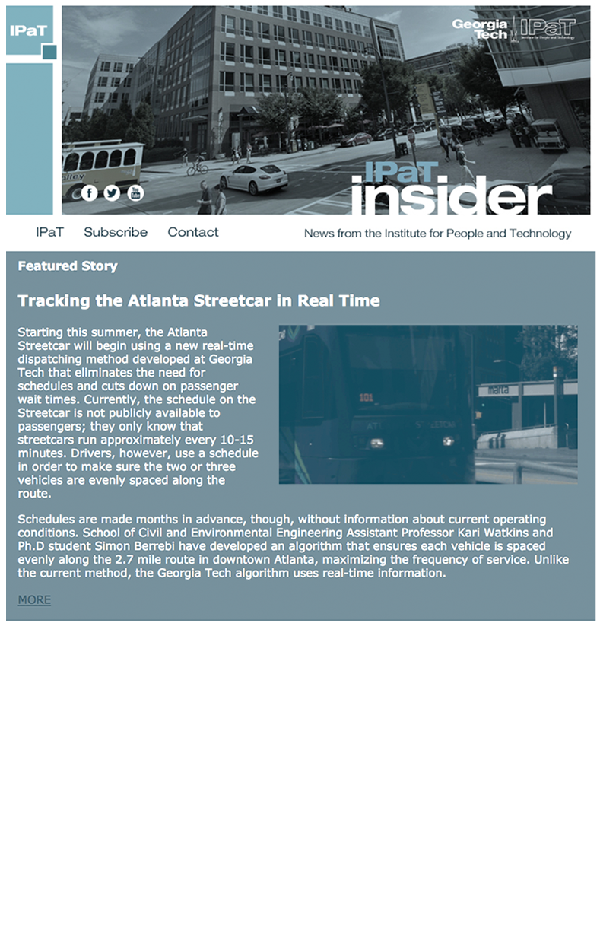 June 2016 IPaT Insider cover