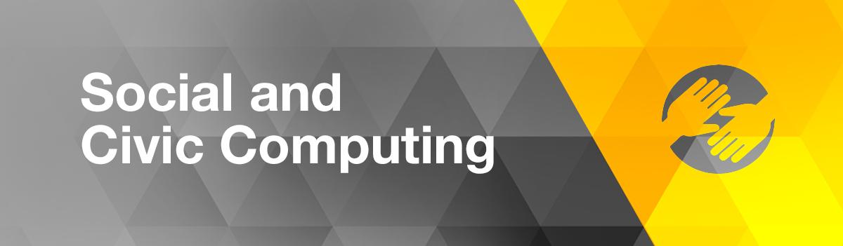 Social and Civic Computing
