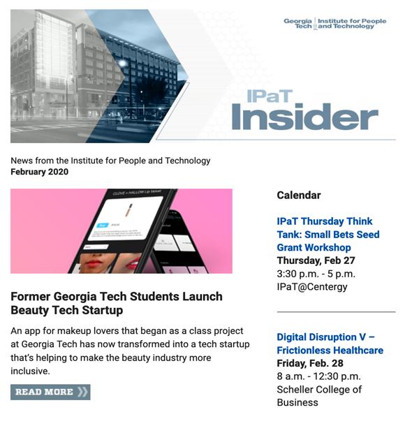 IPaT Insider February 2020