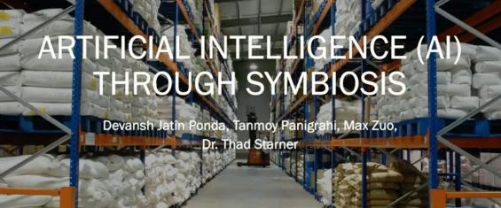 Artificial Intelligence (AI) through Symbiosis