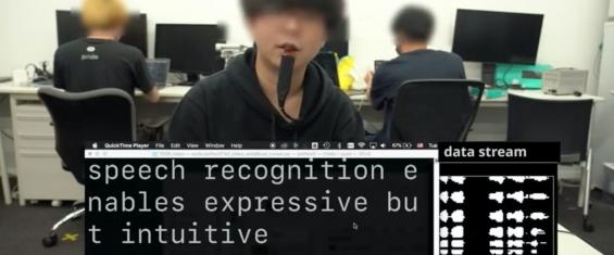 Silent Speech Recognition