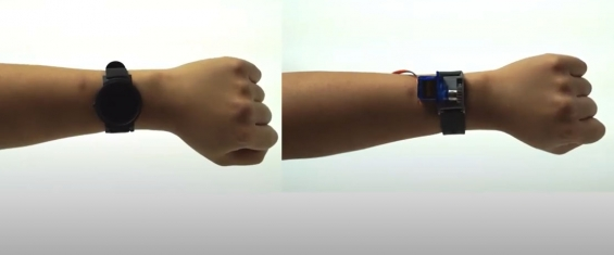 Spidey Sense: Designing Wrist-Mounted Haptics to Improve Awareness of Cybersecurity Warnings